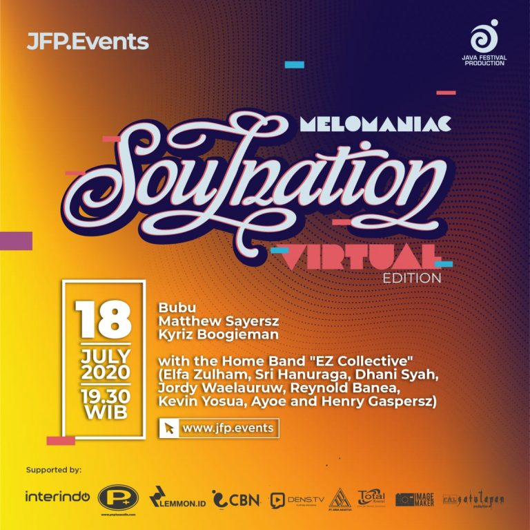 Edition Virtual  JFP 'Melomaniac Soulnation'